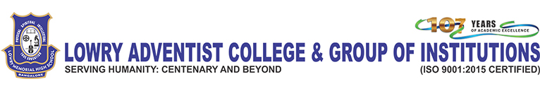 Lowry Memorial College & Group of Institutions